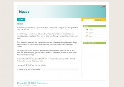 BIGACE asustor NAS App