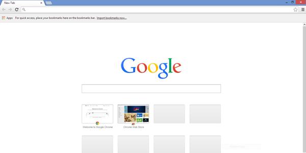 Chrome asustor NAS App