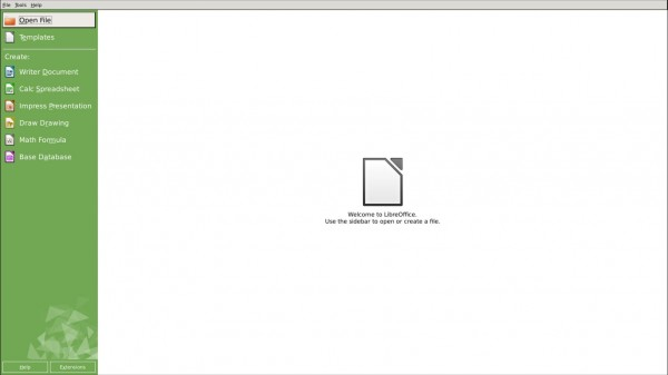 Libreoffice asustor NAS App