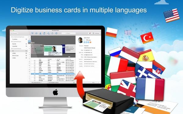 WorldCard Team asustor NAS App