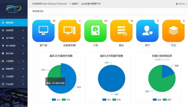 Avatar Backup asustor NAS App