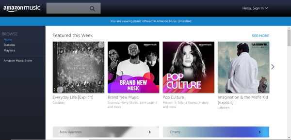 Amazon Prime UK asustor NAS App