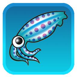 Squid asustor NAS App