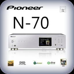 Pioneer N70 asustor NAS App