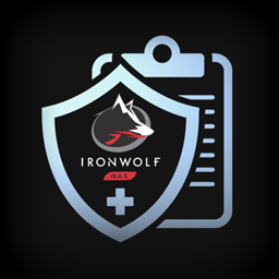 IronWolf Health Management asustor NAS App